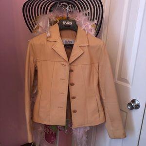 Vintage Wilson's leather jacket